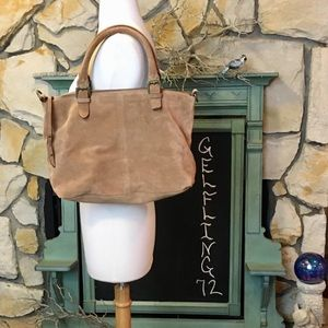Urban Outfitters Suede Tote